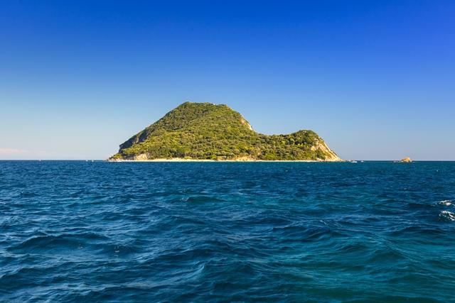 Marathonisi, a Teknős-sziget