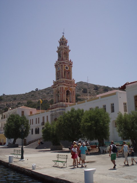 Szent Mihály kolostor