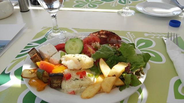 Görög ebéd