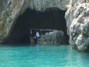 Paleo caves