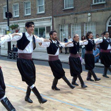 Görög tánc